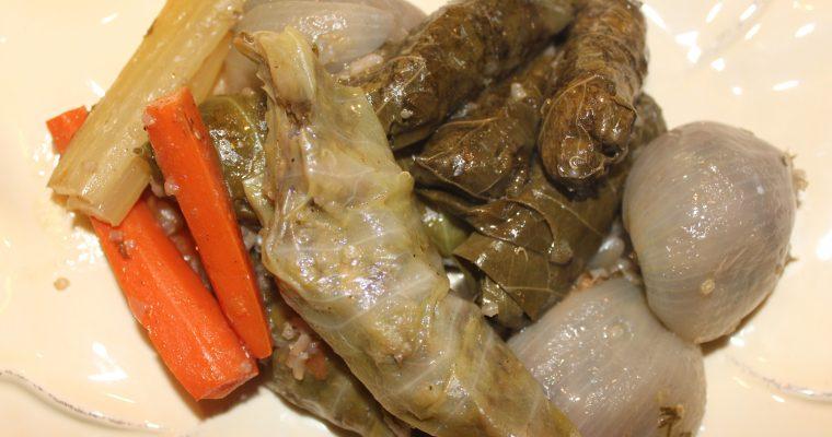 Vegetarian Dolma